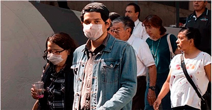 Imagen México listo para enfrentar epidemias.