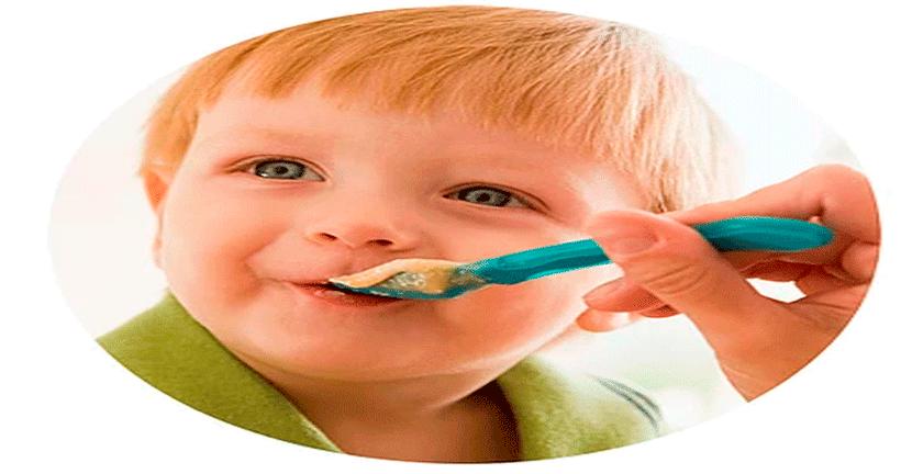 Imagen Nutrición de tu bebé durante el primer año.