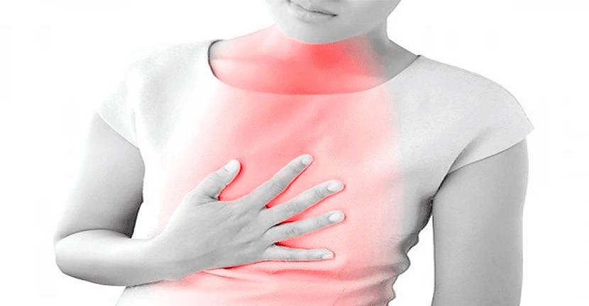 Imagen El Reflujo Gastroesofágico puede llevarte al quirófano