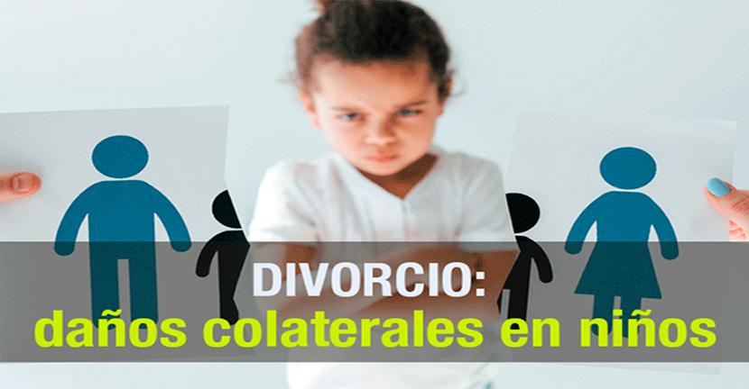 Imagen Divorcio: daños colaterales en niños