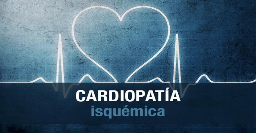 Imagen Cardiopatía isquémica