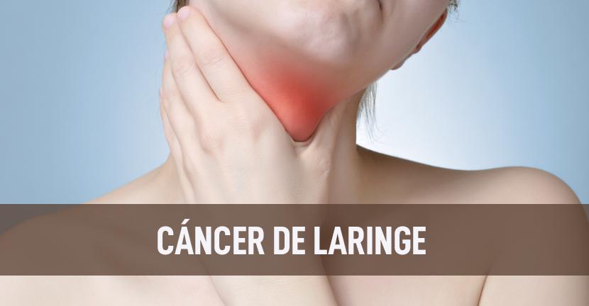 Imagen Cáncer de Laringe