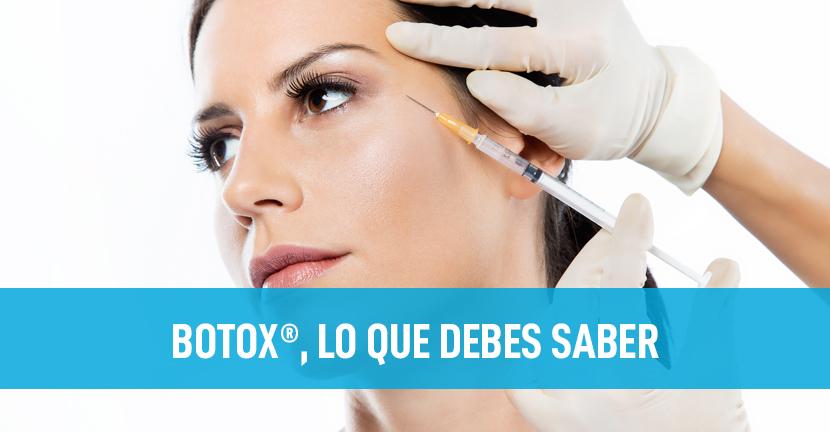 Imagen Botox®, lo que debes saber