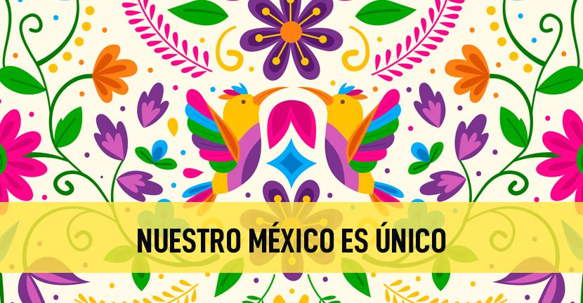 Imagen México es único