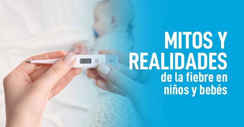 Imagen Mitos y realidades de la fiebre en niños y bebés