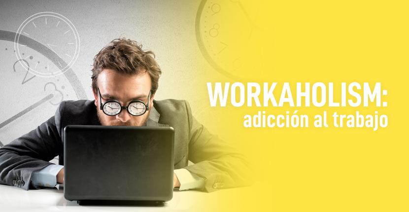 Imagen Workaholism: adicción al trabajo