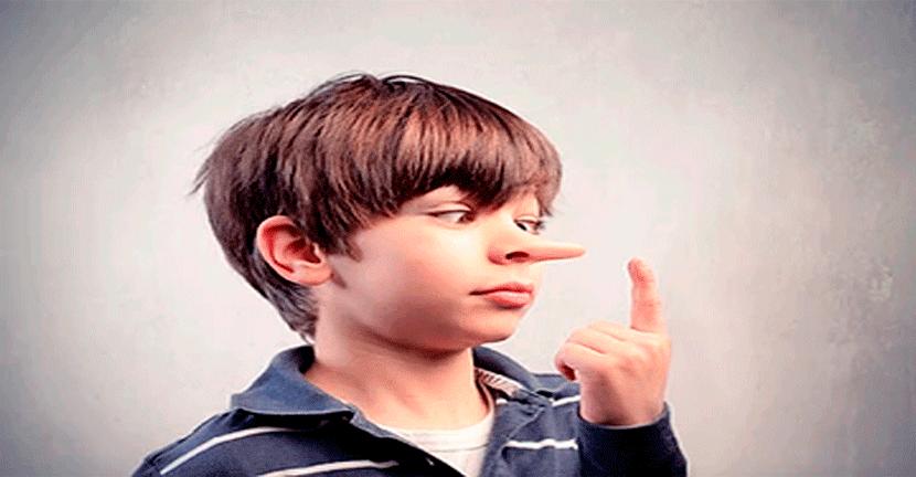 Imagen ¿Qué hacer con las mentiras de los niños?