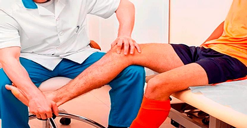 Imagen ¡Cuidado con las lesiones deportivas!