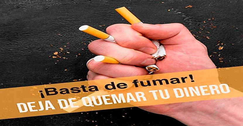 Imagen Dejar de fumar. La adicción al tabaco también es física