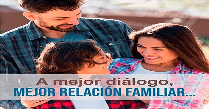 Imagen A mejor diálogo, mejor relación familiar