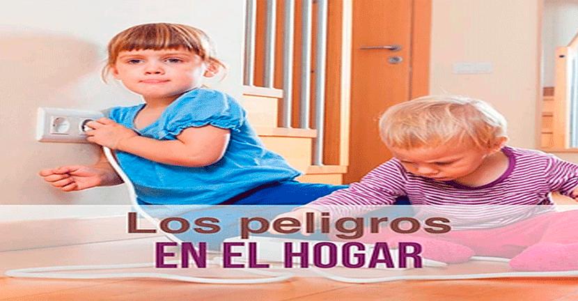 Imagen Los peligros en el hogar