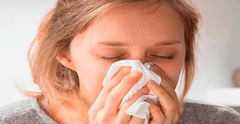 Imagen Rinitis alérgica