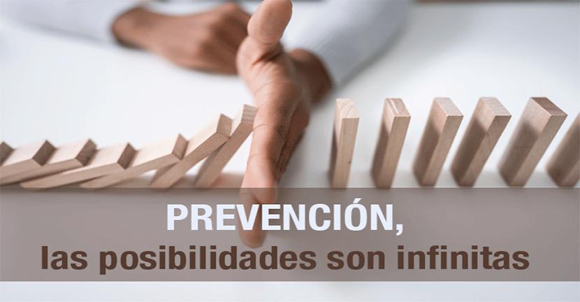 Imagen Prevención, las posibilidades son infinitas