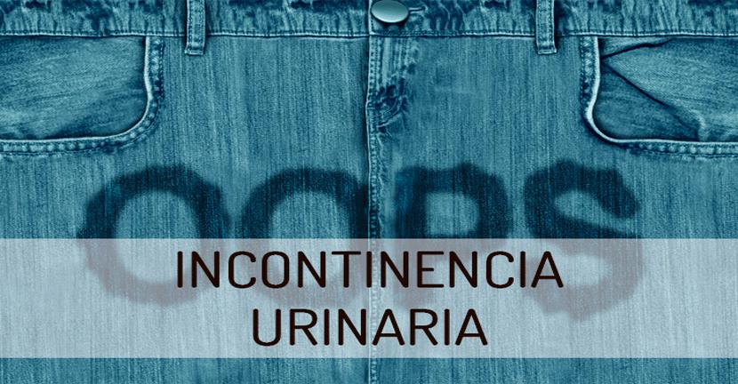 Imagen Incontinencia Urinaria