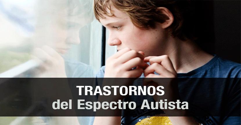 Imagen Trastornos del Espectro Autista