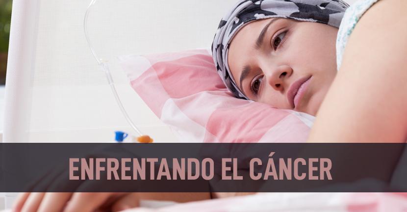 Imagen Enfrentando el cáncer