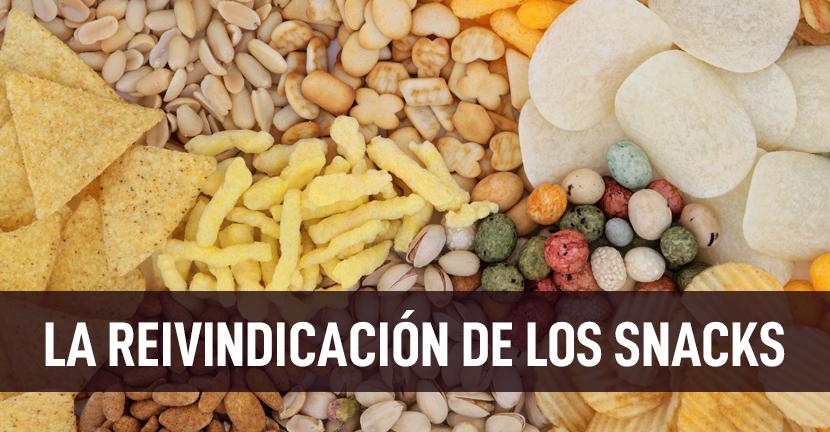 Imagen La reivindicación de los Snacks