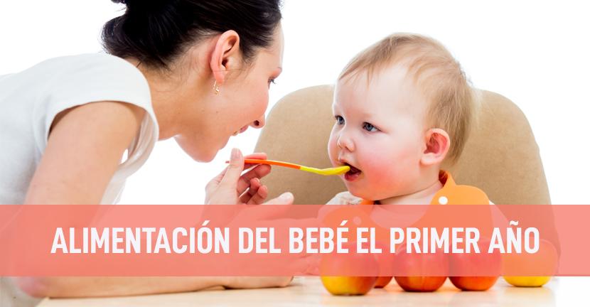 Imagen La alimentación durante el primer año de vida