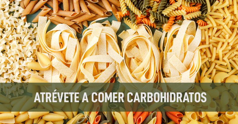 Imagen Atrévete a comer carbohidratos