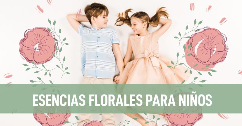 Imagen Esencias florales para niños