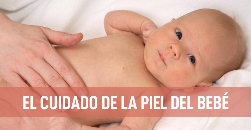 Imagen El cuidado de la piel del bebé