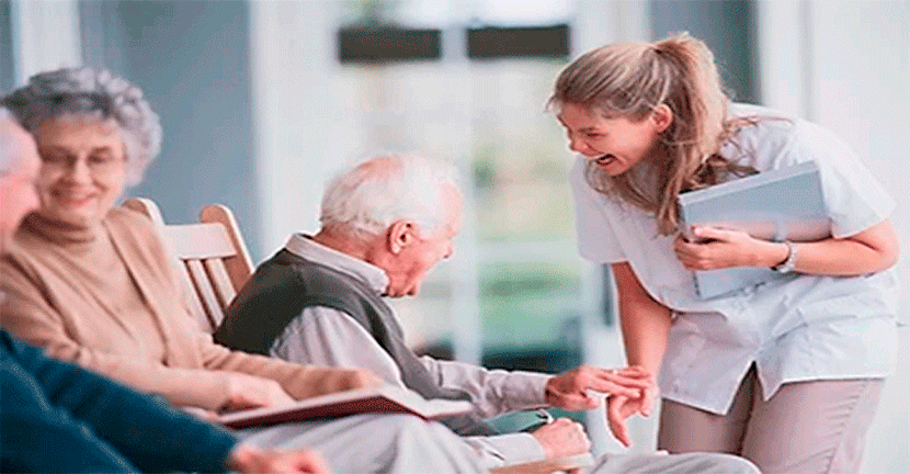 Imagen Los mejores cuidados para el adulto mayor