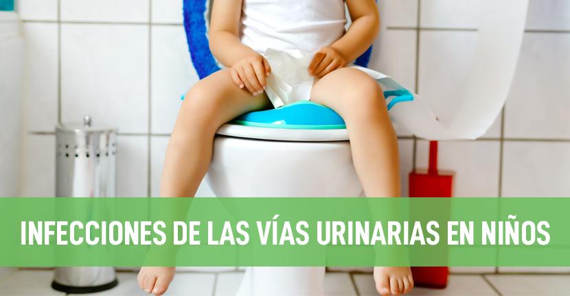 Imagen Infecciones de las vías urinarias en niños