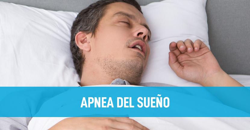 Imagen Apnea del sueño