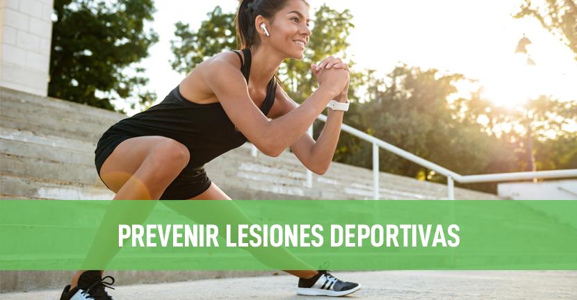 Imagen Prevenir lesiones deportivas