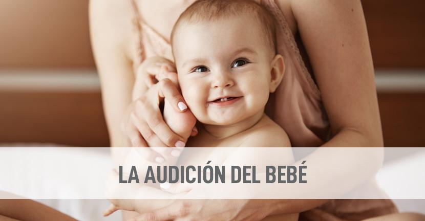 Imagen La audición del bebé