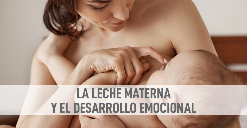 Imagen La leche materna y el desarrollo emocional