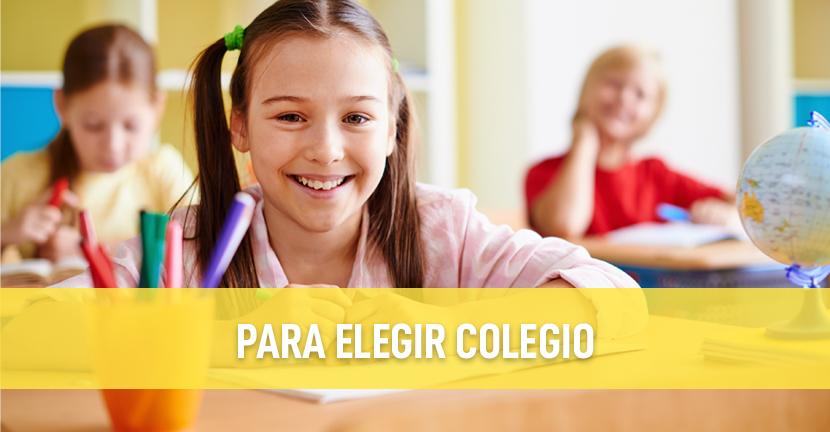 Imagen Para elegir colegio