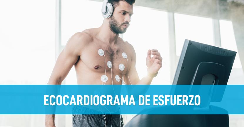Imagen Ecocardiograma de esfuerzo