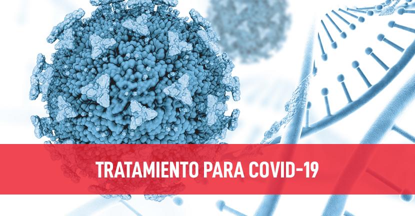 Imagen Tratamiento para Covid-19