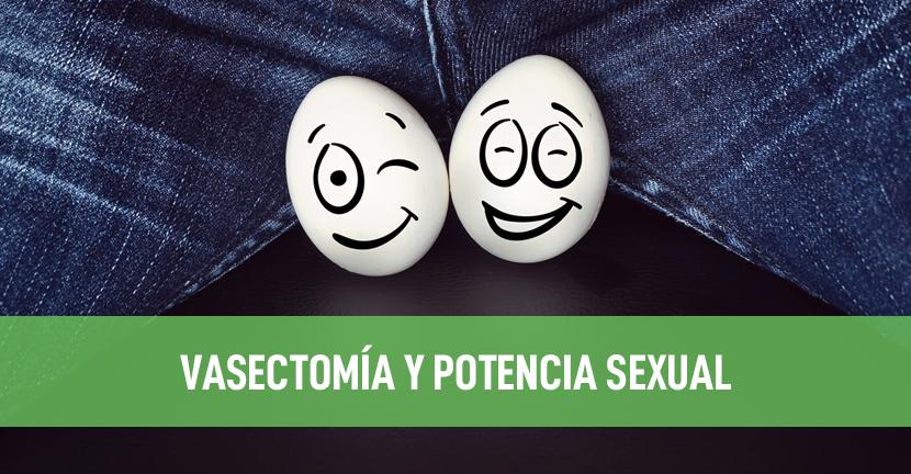 Imagen Vasectomía y potencia sexual