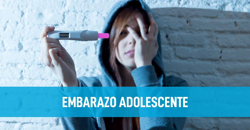 Imagen Embarazo adolescente