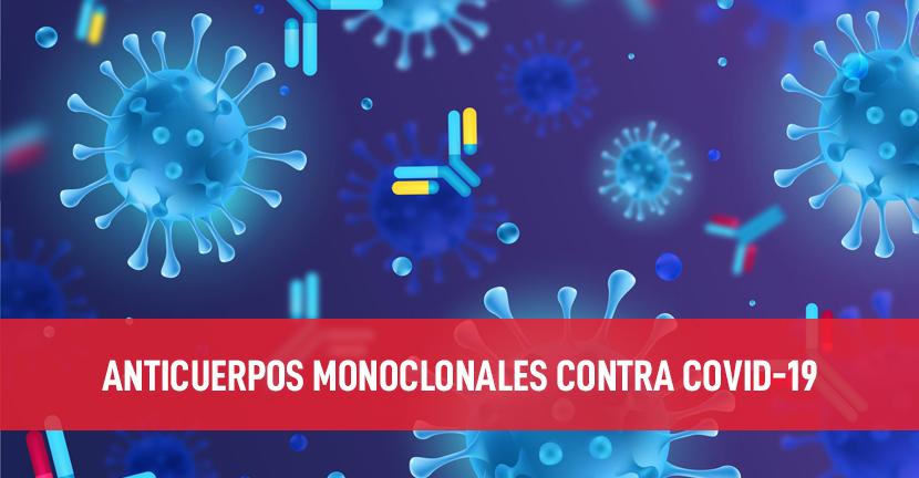Imagen Anticuerpos Monoclonales contra Covid-19