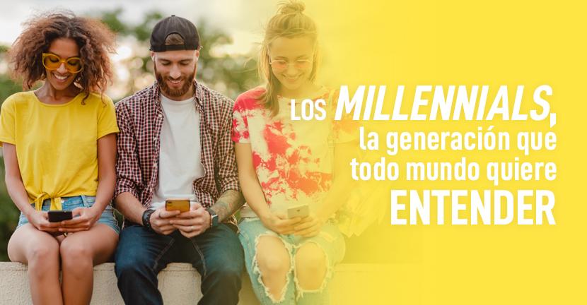 Imagen Los millennials, la generación que todo mundo quiere entender