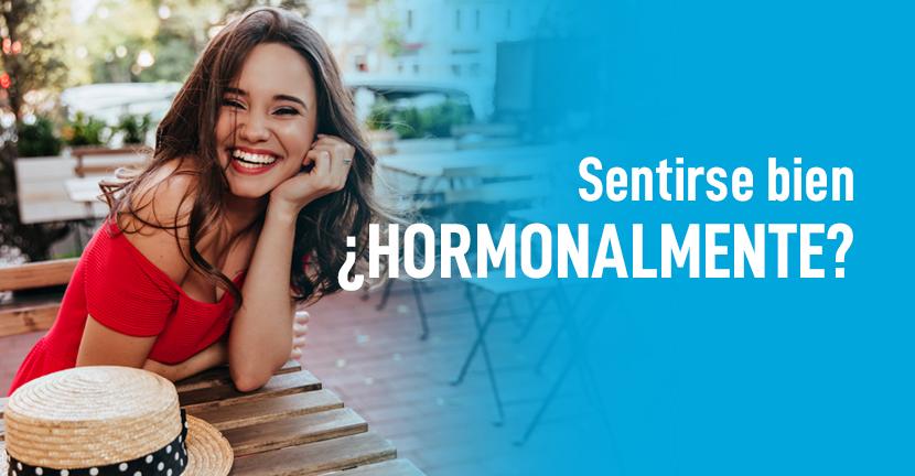 Imagen Sentirse bien ¿hormonalmente?