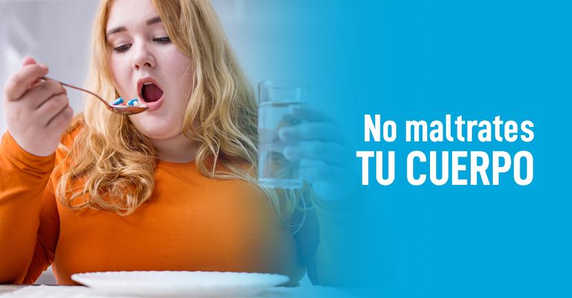 Imagen No maltrates tu cuerpo
