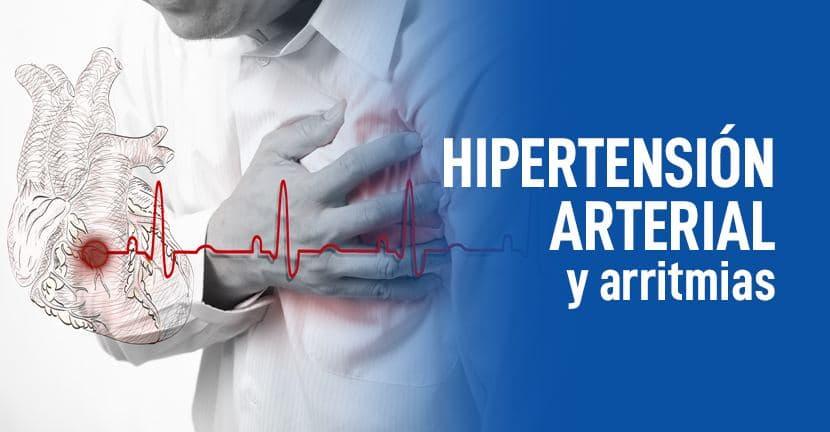 Imagen Hipertensión arterial y arritmias