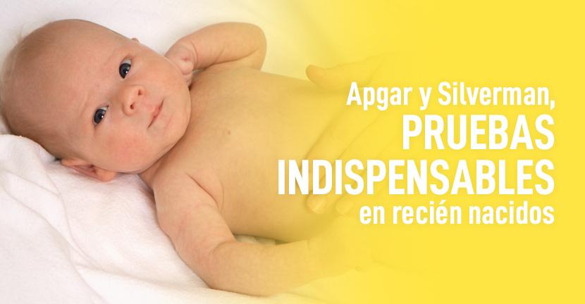 Imagen del artículo Apgar y Silverman, pruebas indispensables en recién nacidos