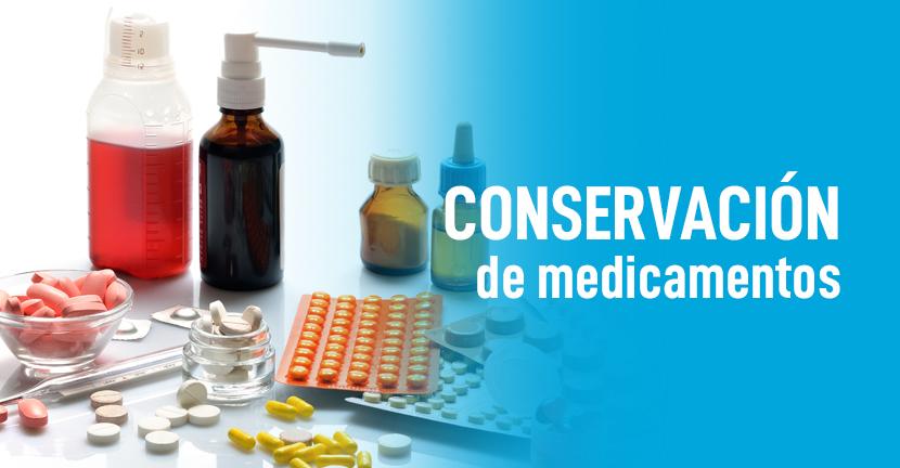 Imagen Conservación de medicamentos