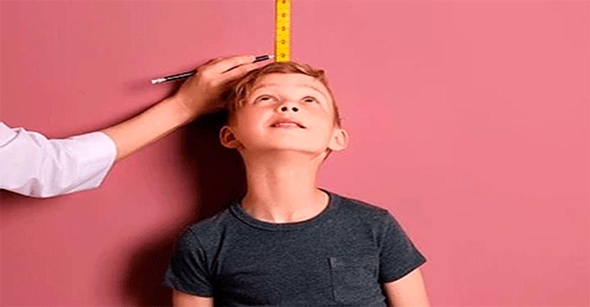 Imagen Seis señales de que tu hijo se está estirando