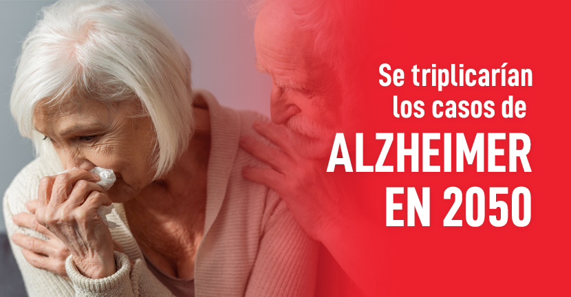 Imagen Se triplicarían los casos de Alzheimer en 2050
