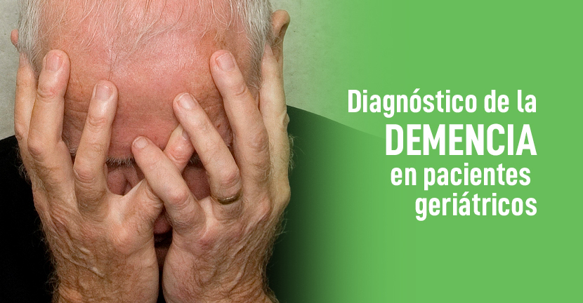 Imagen Diagnóstico de la demencia en pacientes geriátricos