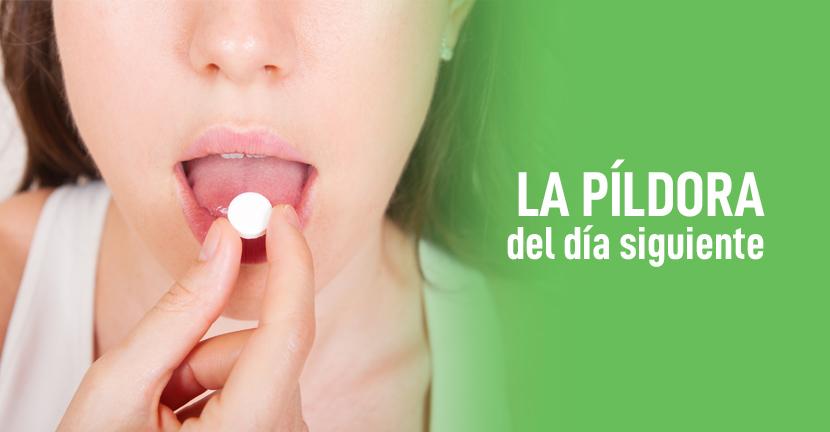 Imagen La píldora del día siguiente