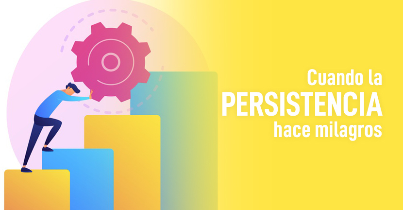 Imagen Cuando la persistencia hace milagros
