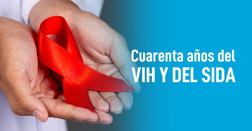 Imagen Cuarenta años del VIH y del SIDA