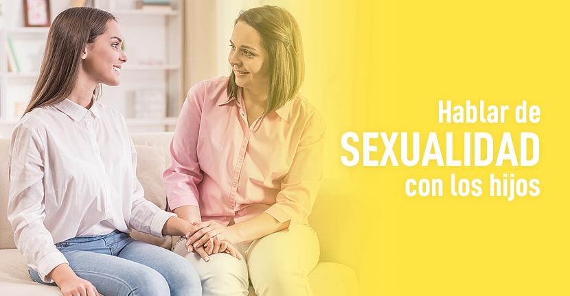 Imagen Hablar de sexualidad con los hijos